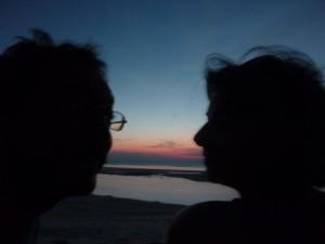 FormatFactory0 Soirée romantique en haut de la dune du pilat