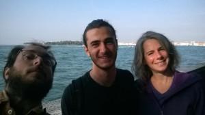 Sara et Glauco, merci pour l'accueil high standing a Venise