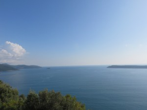 Frontière Croatie-Monténégro