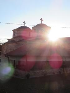 Monastère de Slepce