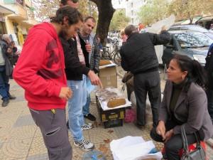 Vente de tabac en gros à Skopje
