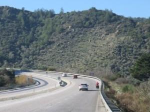 En route vers le lac Bafa et la cité antique d'Heraklia