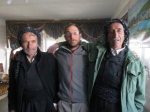 Costumes kurdes