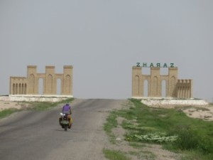 Bienvenue au Turkménistan