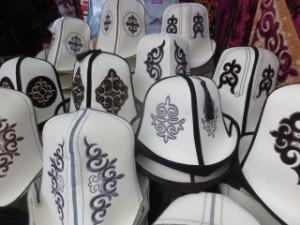 Au bazar d'Osh, on les achète pour une poignée de soms