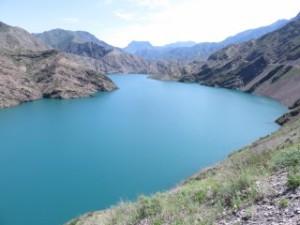 Lac de barage