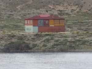 Maison en containers, une spécialité kirghize