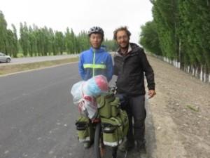 Première rencontre cycliste