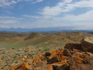 Ca pourrait ressembler à ça la Mongolie !