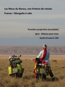 Documentaire affiche